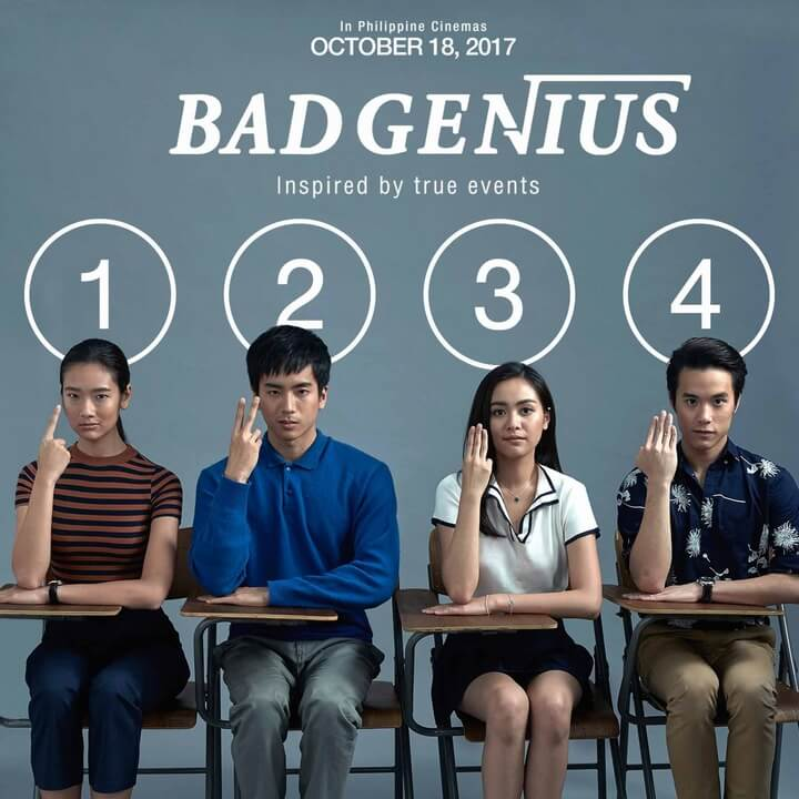 Phim Bad Genius The Series