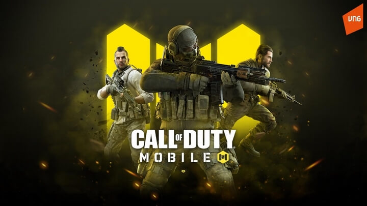 Giftcode Call of Duty Mobile VNG